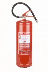 Recenze: Hastex vodní hasicí přístroj V 9 Ti