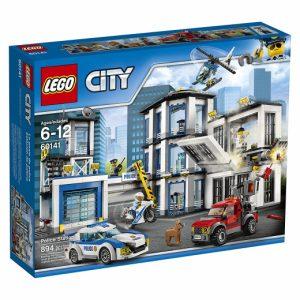 Recenze Lego City