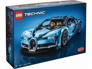 Recenze Lego Technic
