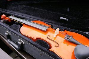 Futrál na housle