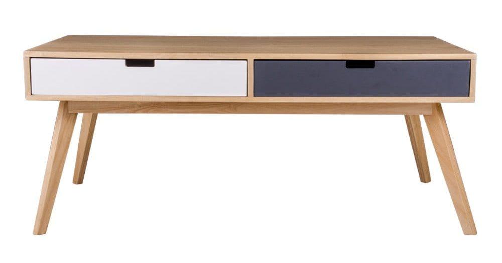 Dřevěný konferenční stolek House Nordic Milano