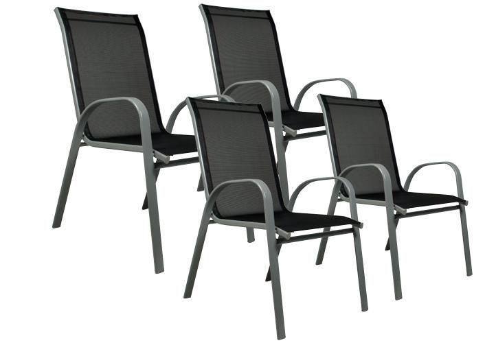 Sada zahradních židlí Garthen 29331